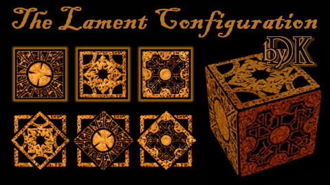 The Lament Configuration by DK PS3 Theme by Daniel-Keen