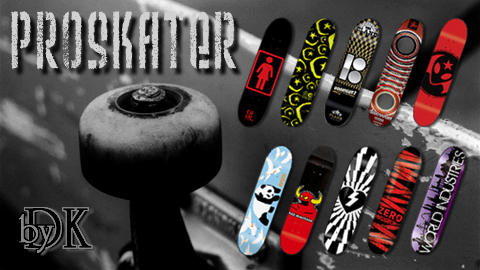 Proskater by DK PS3 Theme by Daniel-Keen