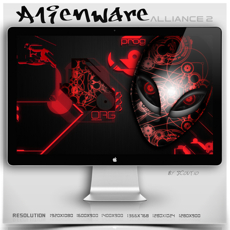 Alienware Alliance 2 by Sc0uT10