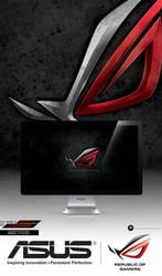 Asus Rog 4k Red