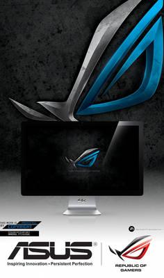 Asus Rog 4k Blue