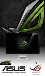 Asus Rog 4k Green