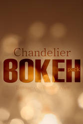::Chandelier Bokeh Pack:: by Bntuae