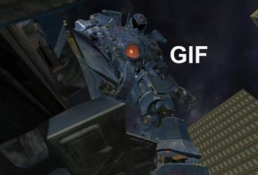 GIF - Gypsy danger stomp