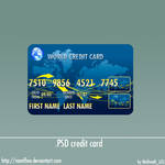 .PSD credit card
