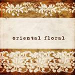 oriental floral brushset