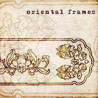 oriental frame brushset by withwhipcream