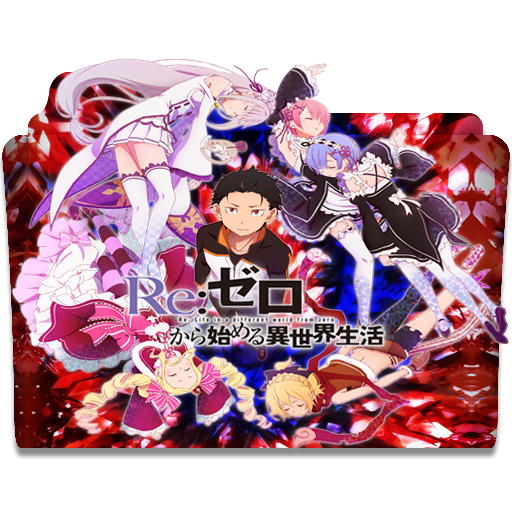 "Képtalálat a következőre: ""Re:Zero kara Hajimeru Isekai Seikatsu icon"""