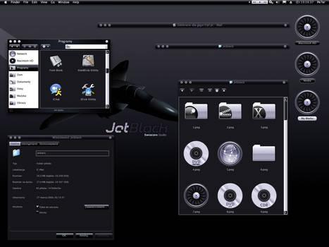 Jetblack GUIKit by Pe7er