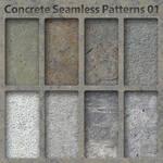 Concrete Seamless Patterns 01