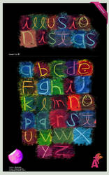 typeface:Illusionistas