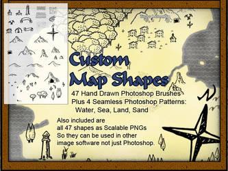 Custom Map Shapes