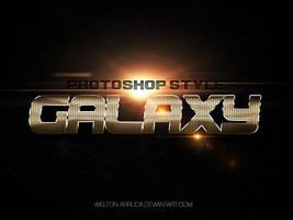Galaxy Photoshop Style