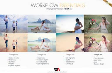 Workflow Essentials Action MEGA Set