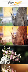 NEW Pure Light Photoshop Actions by Welton-Arruda