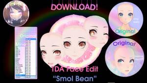 [Faun-MMD] Tda Smol Bean Face