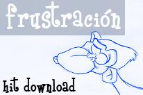frustracion  +animation+ by allanced