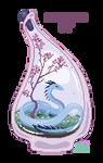 Dragon terrarium