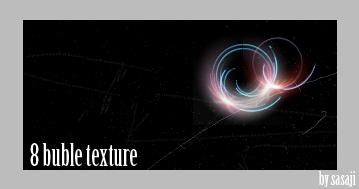 8 Buble Textures by Sasaji