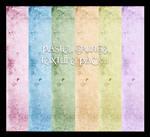 Pastel Grunge Texture Pack 1