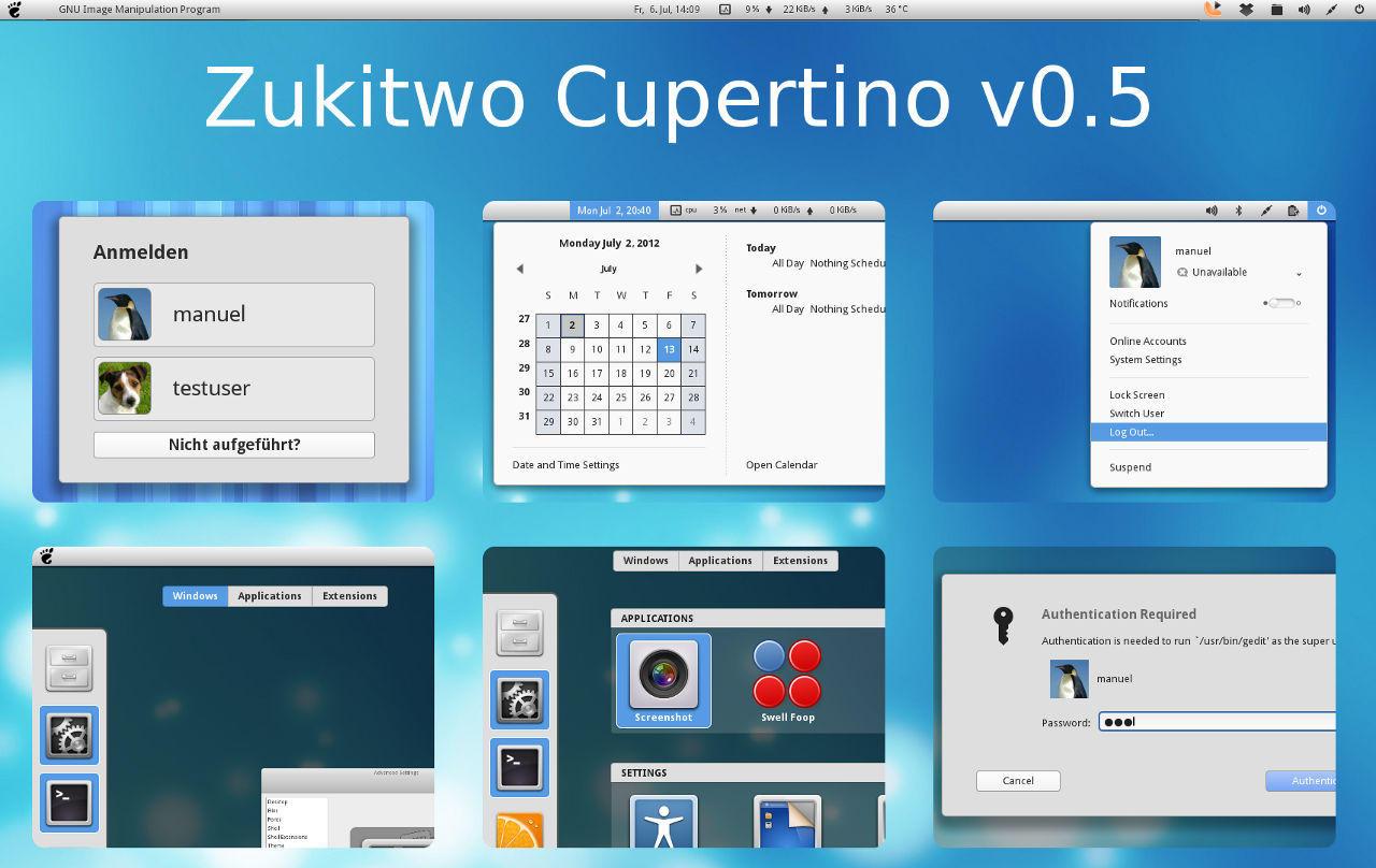 Zukitwo Cupertino by mlaggner