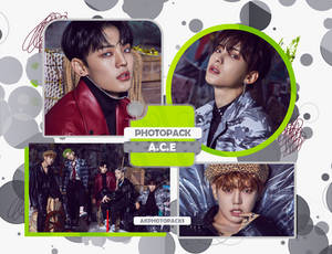 Photopack #014 - A.C.E (Savage Concept)