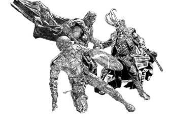 Avengers or Avenged by mrk9sp