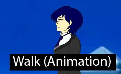 [Animation] Walk by MarcXangArt