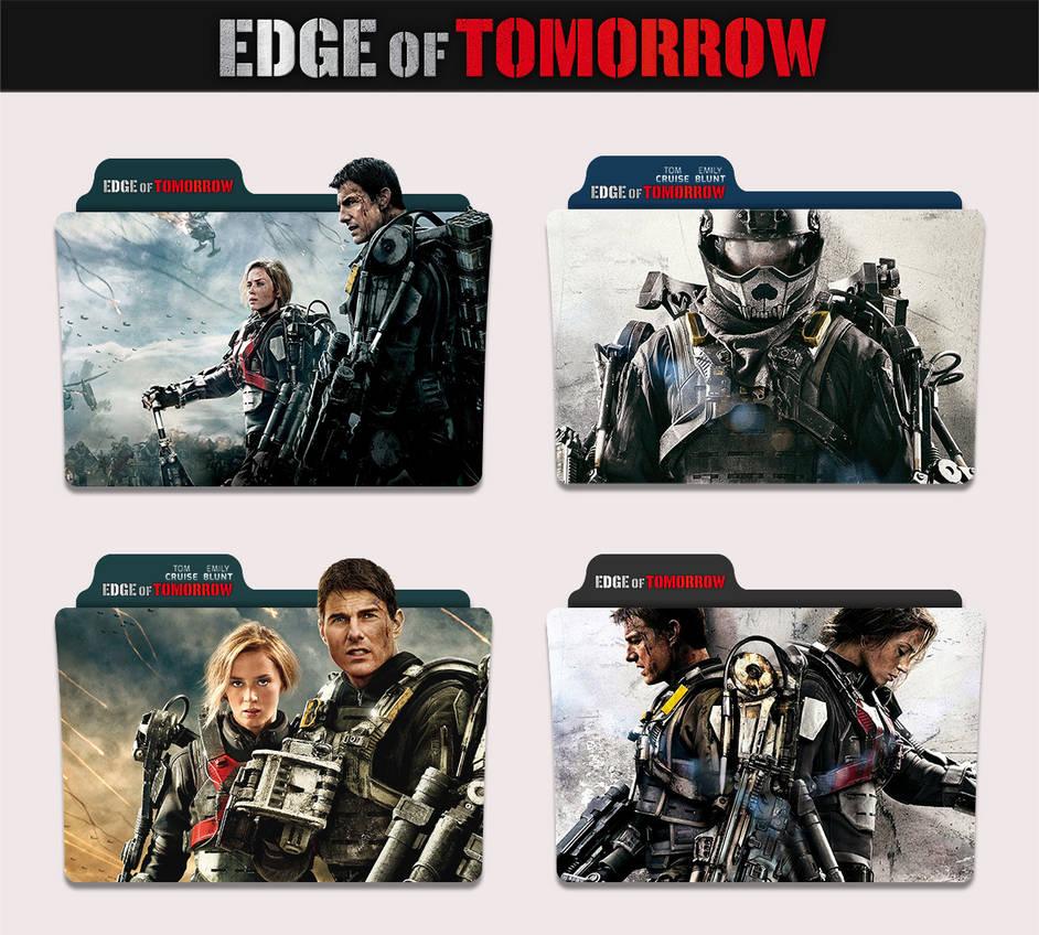 Edge Of Tomorrow 2014 Folder Icon By Sonerbyzt On Deviantart