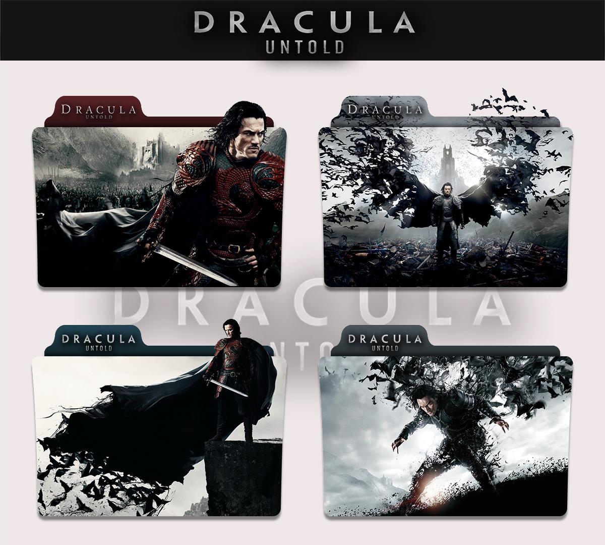 Dracula Untold 2014 Folder Icon By Sonerbyzt On Deviantart