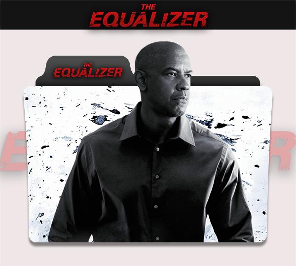 The Equalizer 2014 Folder Icon By Sonerbyzt On Deviantart