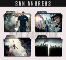 San Andreas 2015 Folder Icon