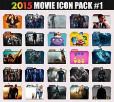 2015 Movie Folder Icon Pack