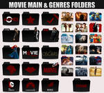 Movie Genres Folders