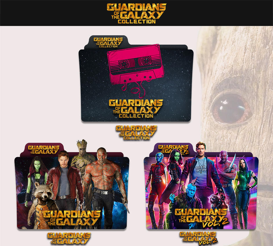 Download Guardians Of The Galaxy Folder Icon Pack Kingmax Torrent