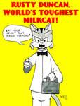 World's Toughest Milkcat