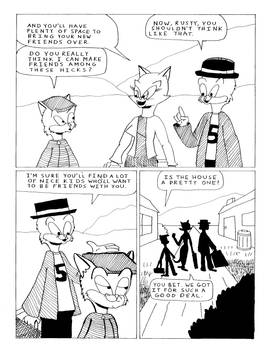 Sunnyville Stories Number 1 Page 6
