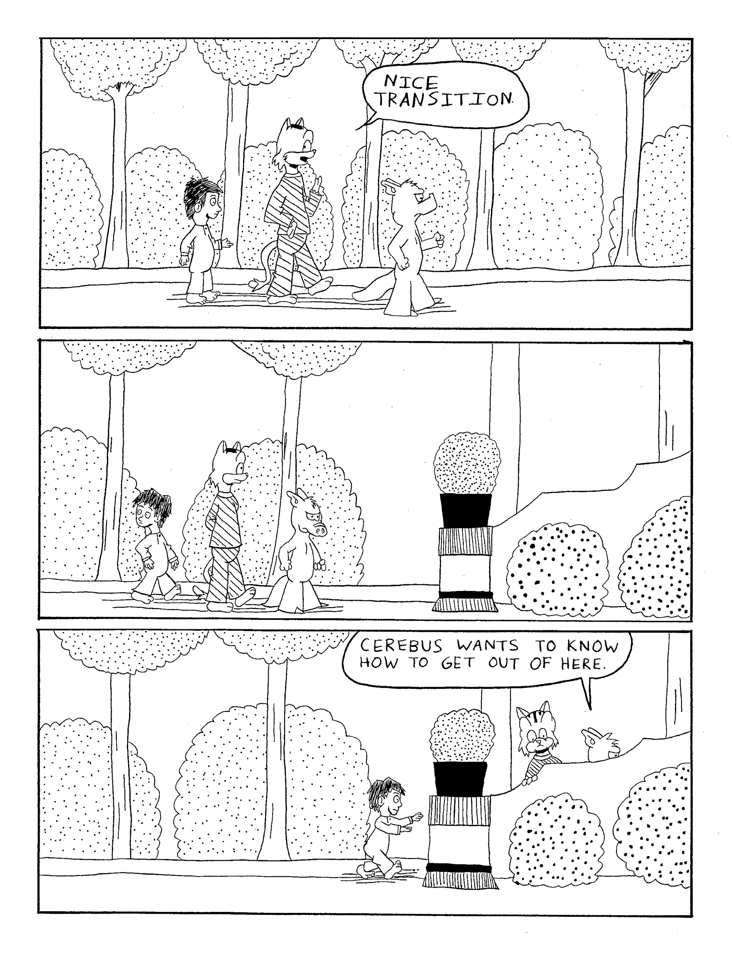 Sunnyville Stories #14 Page 23