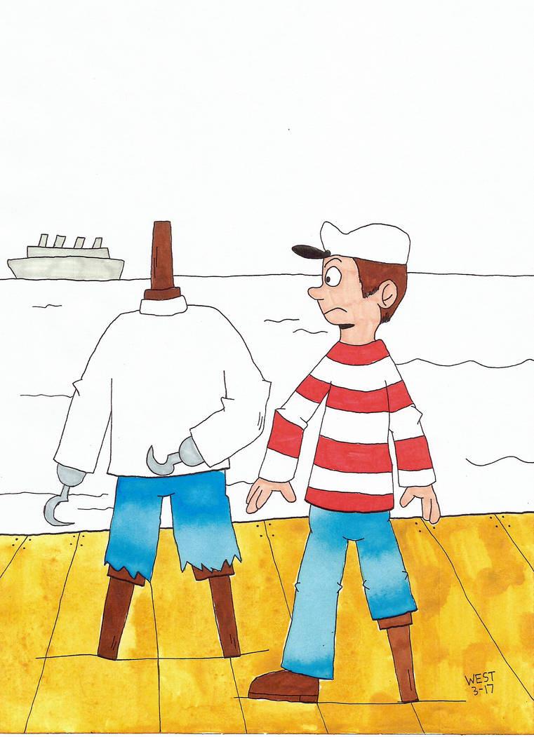 A Sailor Longer Than Me by maxwestart