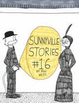 Sunnyville Stories #16 Cover