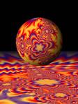 Fractal Sphere - Animation by LaraBLN