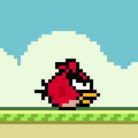 Flangry Birds
