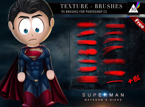 TEXTURE - BRUSHES