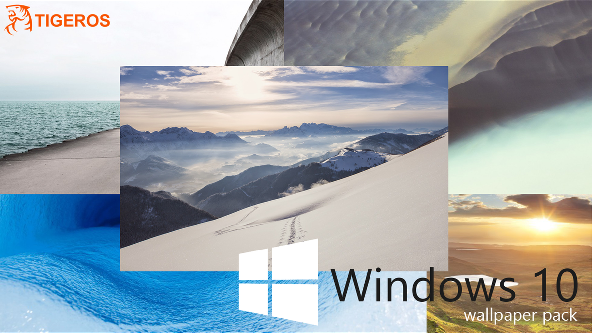 Windows  Wallpaper Pack By Tigerosdev