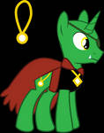 Ponified Redcloak