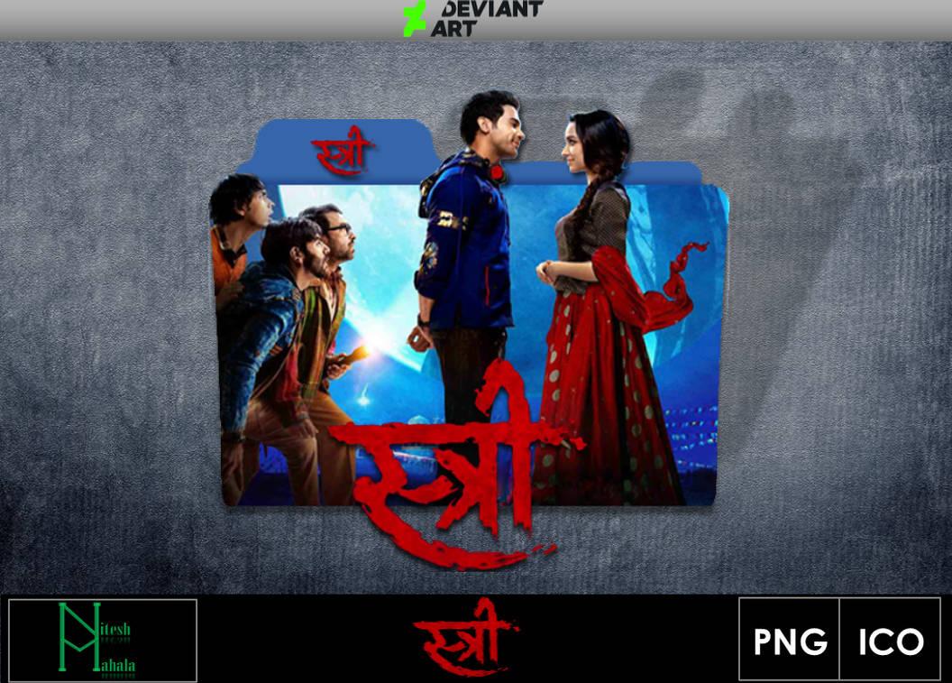 Stree (2018) Movie Folder Icon by niteshmahala on DeviantArt