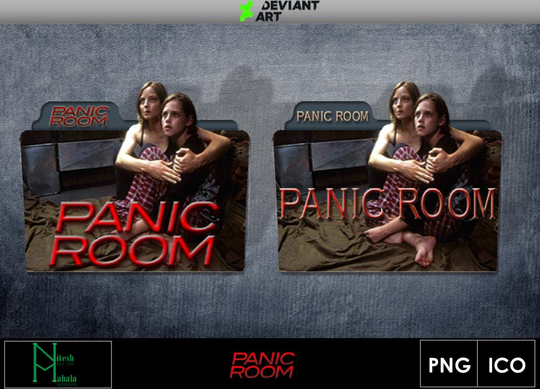 Panic Room 2002 Movie Folder Icon By Niteshmahala On Deviantart