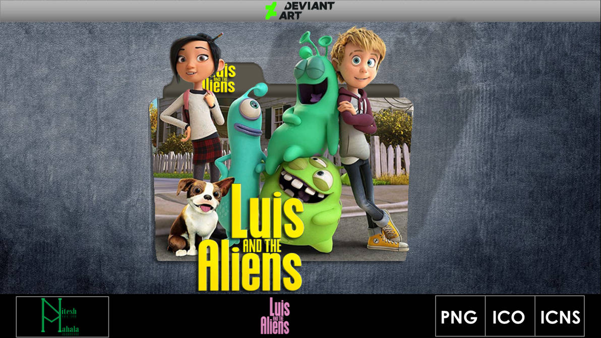 luis and the aliens 2018 download