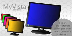 MyVista icon pack
