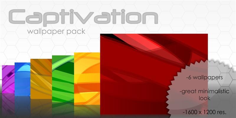 Captivation Wallpaper Pack